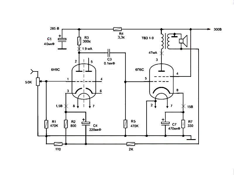 Технология самостоятельной сборки лампового УМЗЧ